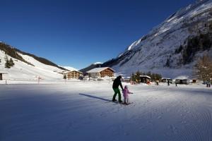 Skikurs für Kinder by Klaus Maislinger