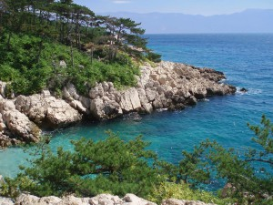 Traumhafte Mittelmeerküste