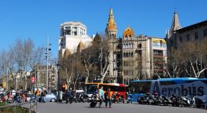flickr Passeig de Gràcia by Ivan Mlinaric