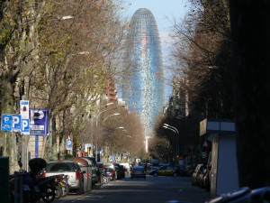 flickr Torre Agbar by Pedro Belleza